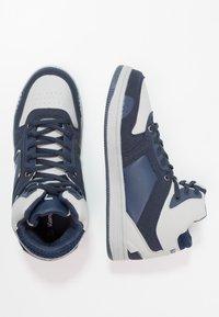 KangaROOS - K-BASKLED II - High-top trainers - blue/vapor grey - 0