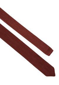 Twisted Tailor - TIE - Krawat - russet
