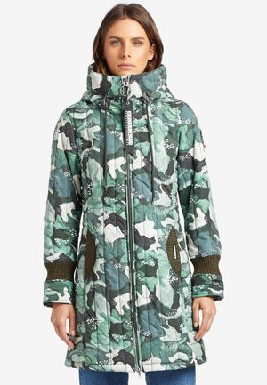 JERRY PRIME - Winter coat - green