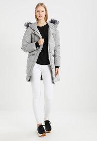 YAS - YASABIGAIL  - Down coat - drizzle - 1