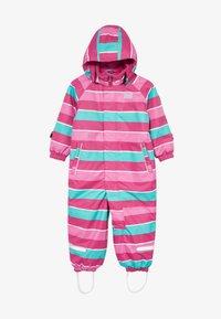 LEGO Wear - LWJUNIN 703 SNOWSUIT - Snowsuit - dark pink - 5