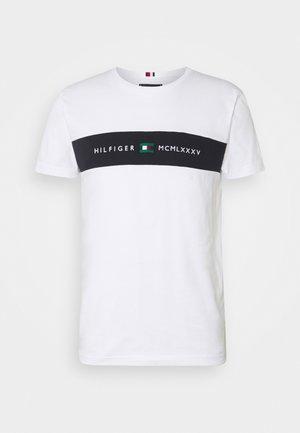 NEW LOGO TEE - T-shirts print - white