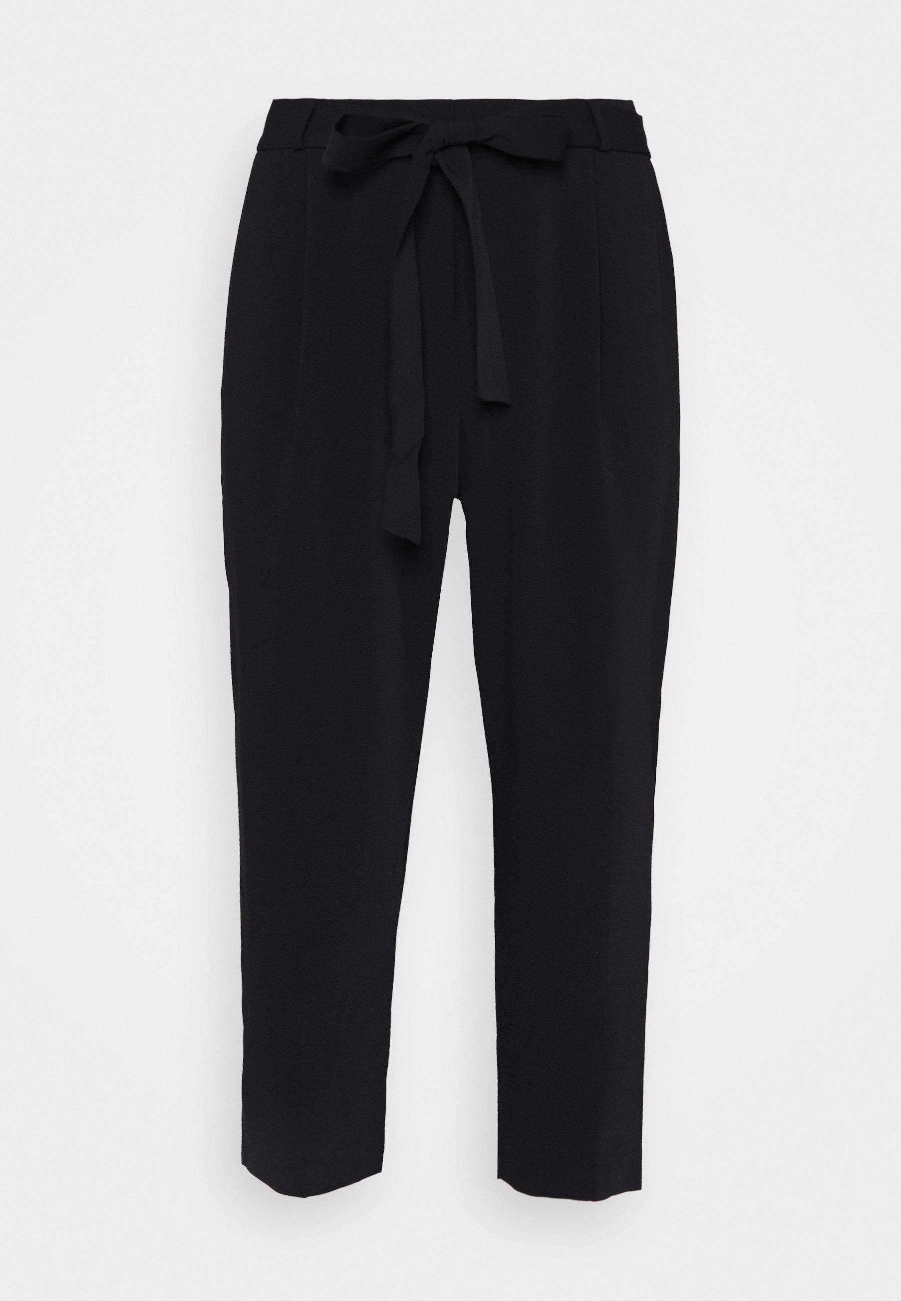Femme JOLENE TIE WAIST PANT - Pantalon classique