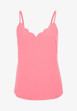 MIT WELLENKANTE - Blouse - pink