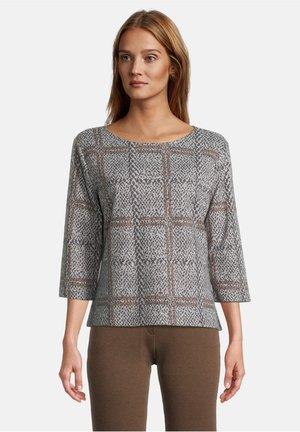 Sweater - grey/taupe