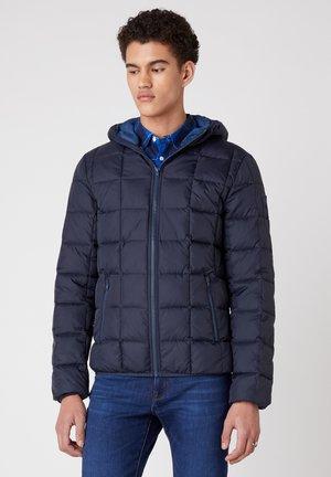 THE PUFFER - Winter jacket - dark navy
