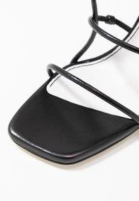 Proenza Schouler - Sandaler med høye hæler - nero - 2
