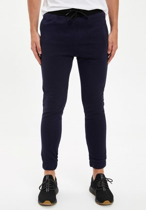 Tracksuit bottoms - indigo