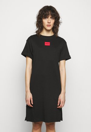 NEYLETE REDLABEL - Jersey dress - black