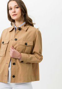 BRAX - Summer jacket - sand - 2