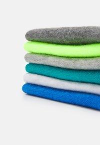 Polo Ralph Lauren - ULTRA LOW CUT 6 PACK - Socks - blueshell/white - 1