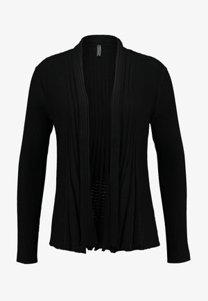 CLAUDISSE CAR - Cardigan - black