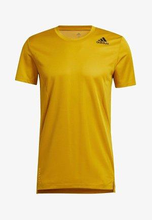 Camiseta de deporte - gold