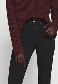 DRYKORN - WET - Jeans Skinny Fit - schwarz - 4