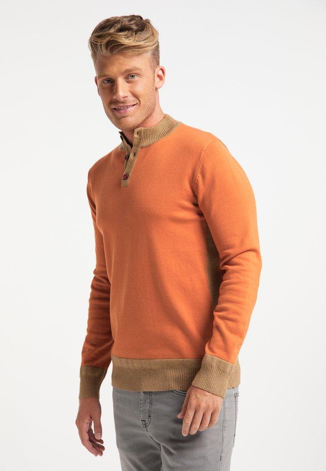 Pullover - multicolor rost