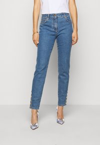 MOSCHINO - Slim fit jeans - blue - 0