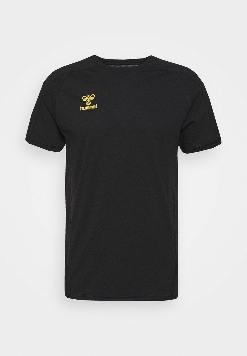 Hummel - CIMA XK  - T-shirt med print - black