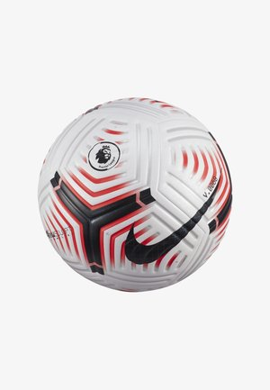 FLIGHT - Football - white/laser crimson/black/black