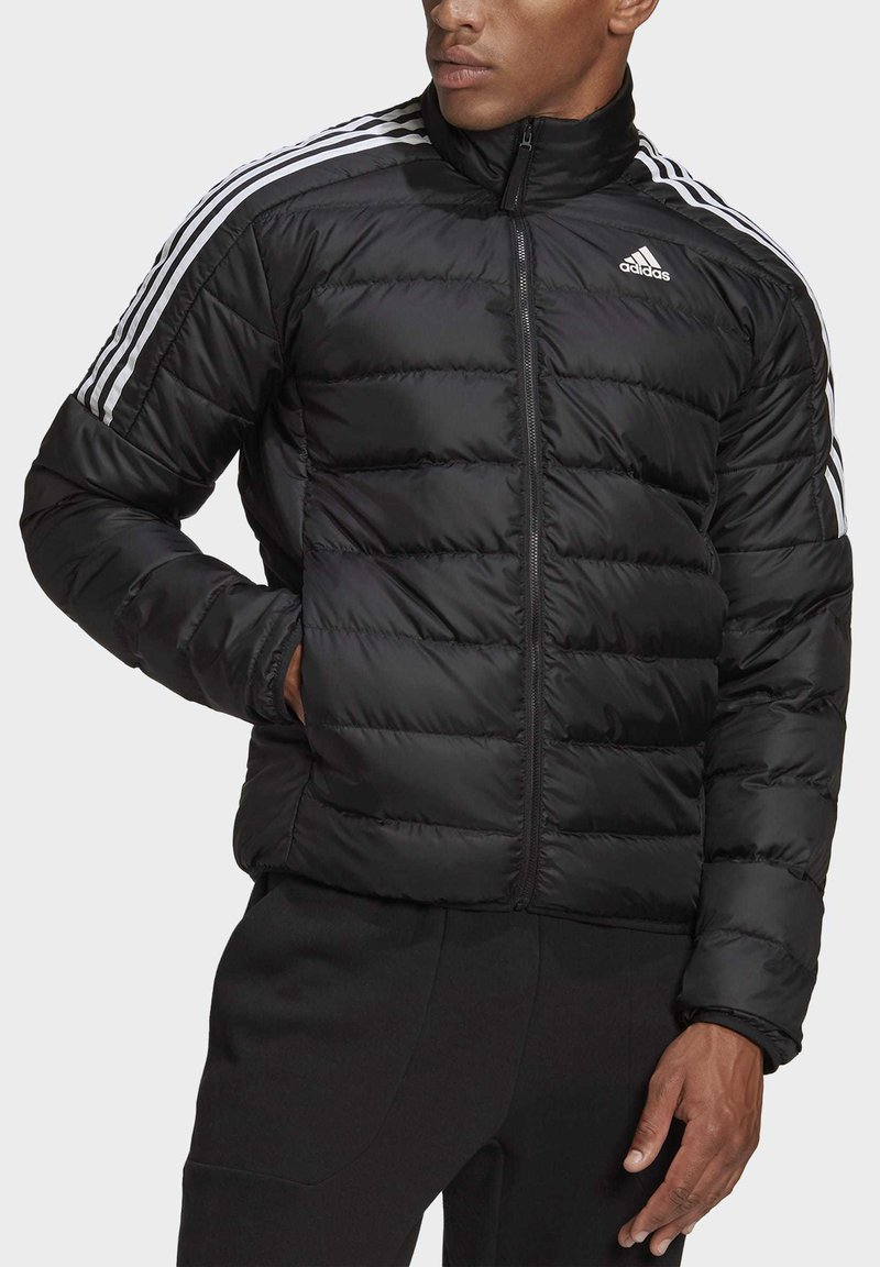 adidas Performance - ESSENTIALS PRIMEGREEN OUTDOOR DOWN - Kurtka puchowa - black