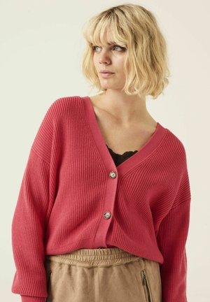 Vest - hot pink