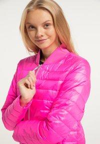 myMo ATHLSR - Winter jacket - neon pink - 3