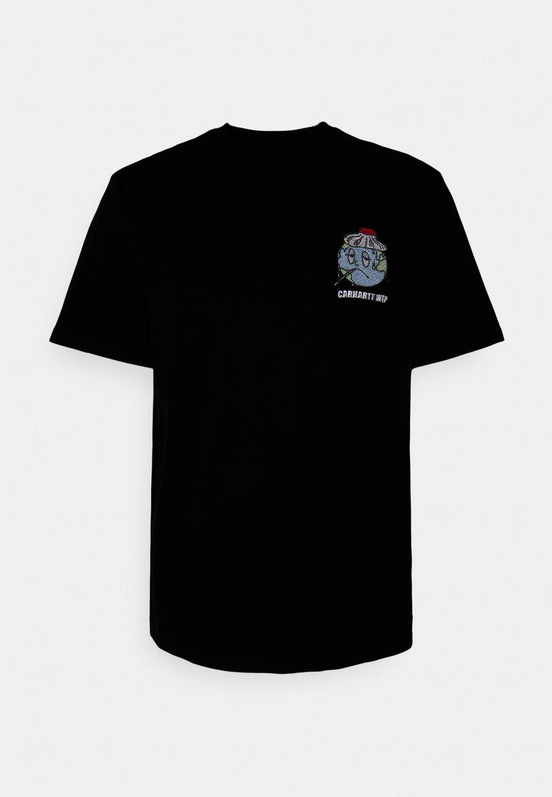 Carhartt WIP - ILL WORLD - Print T-shirt - black