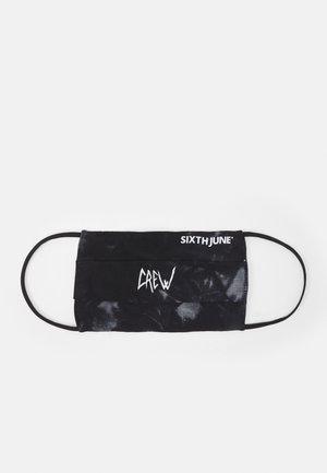 PROTECTIVE DAILY USE WASHABLE UNISEX - Látková maska - black