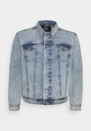 MARLIN JACKET - Denim jacket - light blue