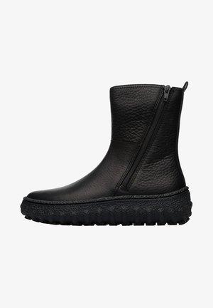 GROUND  - Ankle boots - schwarz