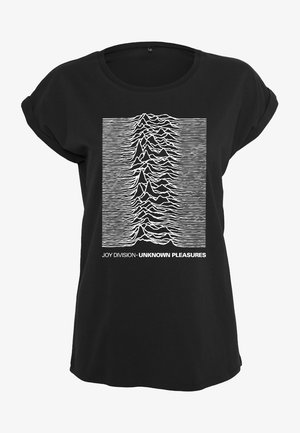 JOY DIVISON   - T-shirt imprimé - black