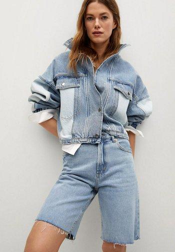 Shorts di jeans - medium blue