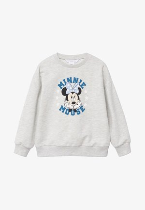 MBOW - Sweater - lichtgrijs