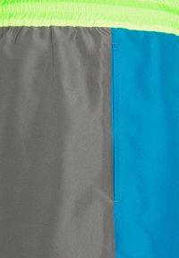 MSGM - BERMUDA SHORTS - Sports shorts - sky blue - 5