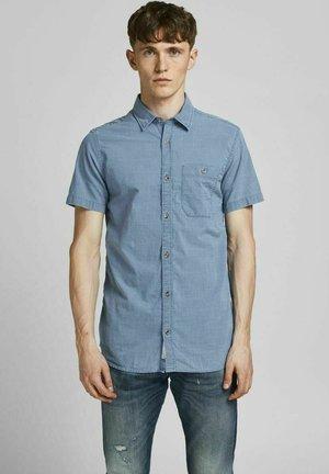 Overhemd - faded denim