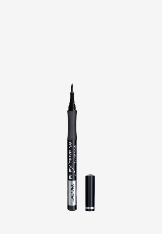 FLEX TIP EYELINER - Eyeliner - deep black