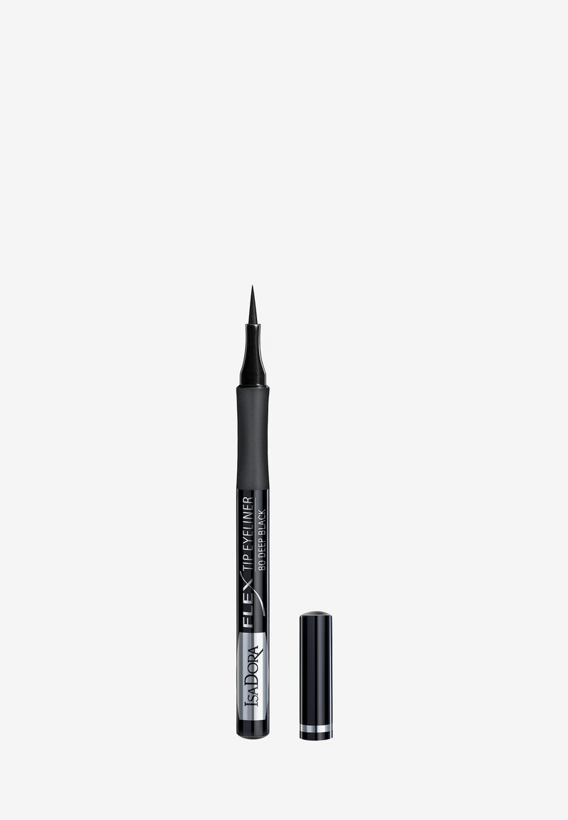 IsaDora - FLEX TIP EYELINER - Eyeliner - deep black