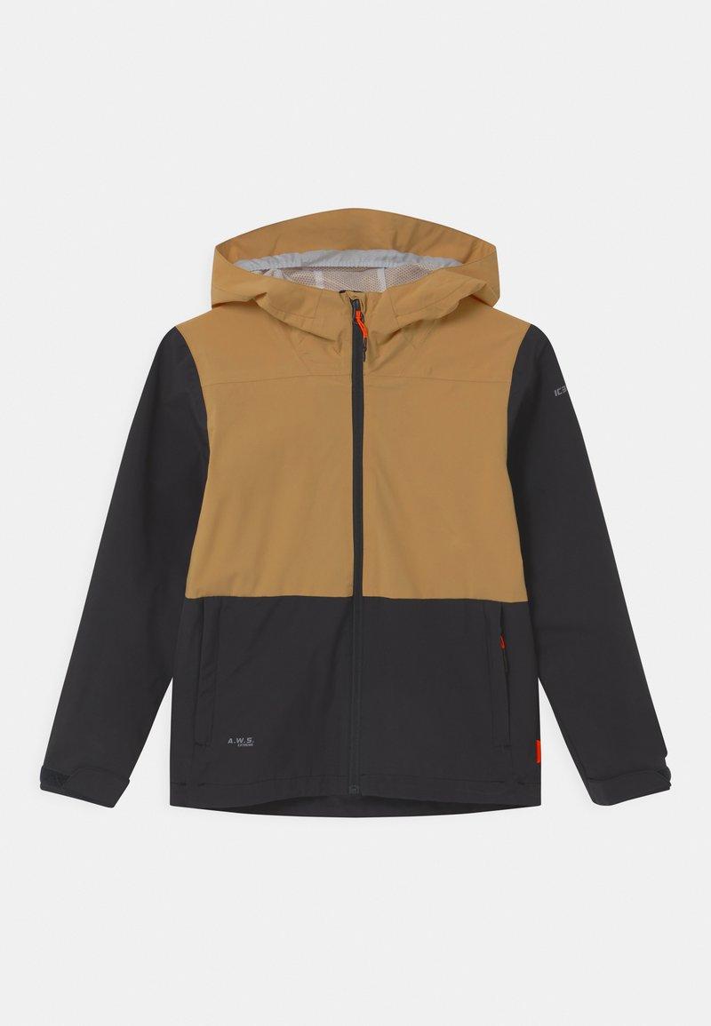Icepeak - KNOBEL UNISEX - Outdoor jacket - anthracite