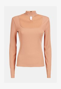 Guess - CUT-OUT - Long sleeved top - rose - 3