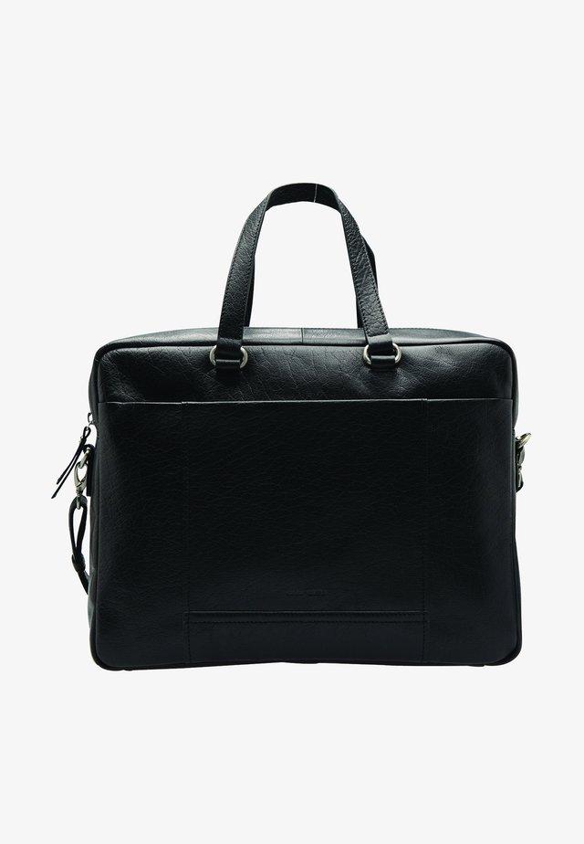 LUGANO - Briefcase - black