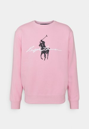 GRAPHIC - Collegepaita - carmel pink
