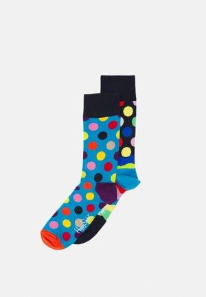 BIG DOT SOCK EASTER WAVE SOCK UNISEX 2 PACK - Socks - multi-coloured
