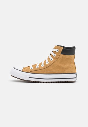 CHUCK TAYLOR ALL STAR PC BOOT UNISEX - Sneakers alte - wheat/white/black