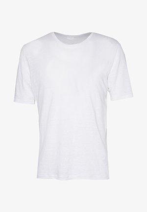 T-shirt basic - white solid