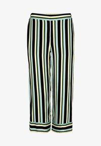 comma casual identity - Trousers - grey/black - 4