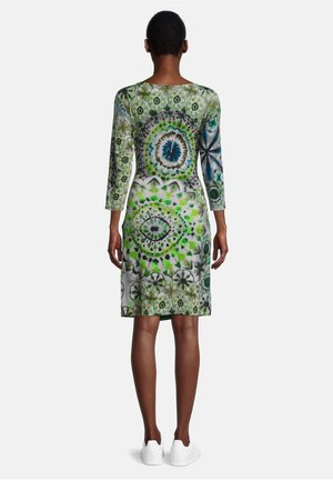Day dress - nature-green