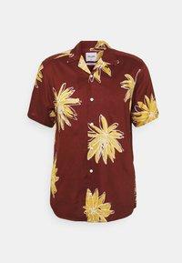 ONSKAJ LIFE  - Shirt - cherry mahogany