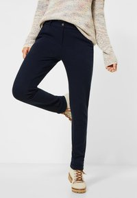 Cecil - Trousers - blau
