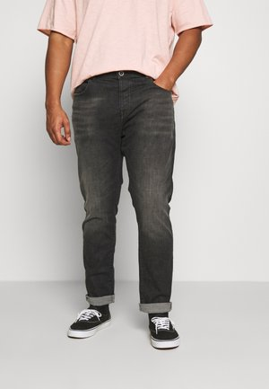 MARSHALL - Slim fit jeans - black