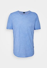 light pastel blue