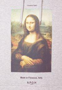 Nominal - MONA LISA HOOD - Sweatshirt - grey marl - 4